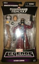 Marvel Legends Infinite Series BAF Guardians of the Galaxy Star-Lord New!