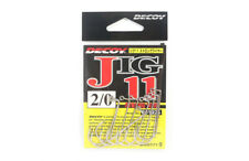 Decoy - 2pack x Jig 11 Strong Wire #2/0