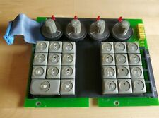 Polar Paper Cutter Keyboard Interface 017319 214297 B Sf Pcb Control Board