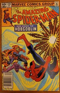 Amazing Spider-Man # 239 NM- Cond. Newsstand Edition