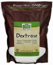 Dextrose Now Foods 2 lbs Powder
