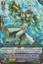 1x Cardfight!! Vanguard Blue Storm Marine General, Hermes - BT15/087EN - C NM