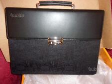 Borsa Markiaro originale colore nero portadocumenti nuova scatolo