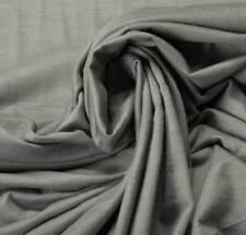 Rayon Elastane Stretch Quality Fabric Dress Clothing Plain Upholstery Fashion
