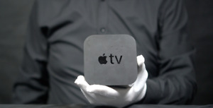 Apple TV 4K 32GB Media Streamer - 'The Masked Man'