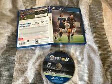 FIFA 16 ps4 Playstation 4 Spiel komplett mit Handbuch Messi + Alex MORGAN Cover