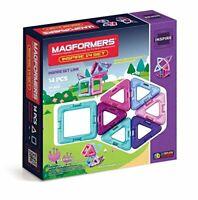 MAGFORMERS 274-34 Princess Set 56 Magnet Konstruktionsmaterial
