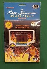Gig Tiger Magic Johnsons Electronic Videogame Videogioco 1988 nuovo new