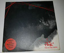 FINK - THIS IS THE THING 5 TRACK RADIO STATION PROMO CD In Very Good Condition