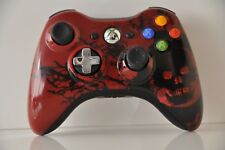 Official Microsoft xbox 360 Wireless Controller Gears of War 3 Edition