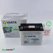 VARTA POWERSPORTS YB18L-A 12V 18Ah MOTORRAD QUAD ROLLER BATTERIE TOP PREIS