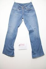 Levis engineered 653 (Cod.J714) Tg.42 W28 L34 jeans usato boyfriend donna