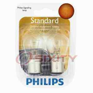Philips Tail Light Bulb for Daihatsu Charade Rocky 1988-1992 Electrical qr