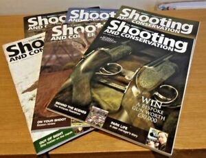 BASC SHOOTING & CONSERVATION MAGAZINE JANUARY TO DECEMBER 2015 6 MAGAZINES