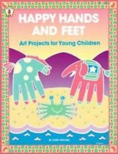 Happy Hands and Feet: Art Projects for Young Children (Kids' Stuff) by Mitchell,