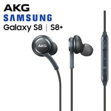 AKG Handsfree Earphones Headphones For Samsung Galaxy S8 S9 Plus Note 8 9 3.5mm