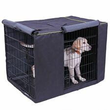 Waterproof Durable Dog Cage Cover Foldable Outdoor House Washable Dogs Cages New