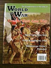 NEW, World at War #6 Greater East Asia War; Bonus: extra Variant Counters, rules