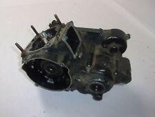 86 YAMAHA YZ125 YZ 125 S OEM CRANKCASE CRANK CASE ENGINE