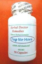 Herb Doc Tag No More 90 Caps Remove Skin Tags, Moles, Warts Safely 100% Natrual