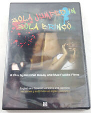Zola Jumped In (Zola Brinco) DVD Dominic DeLay Mud Puddle Films NEW! SEALED!