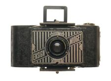 Houghton-Butcher Ensign Midget Model 22 Compact Folding Pocket Camera