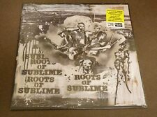 Sublime Roots of LP Colored Vinyl 2019 RSD Bad Brains