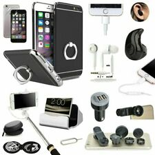 For iPhone XS Max Bundle Case Wireless Headset Fish Eye Monopod Stick Pack