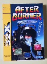 After Burner Complete Super 32X Mega Drive MD Genesis Sega Used Japan 1995