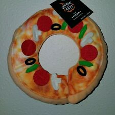 NWT Pizza Collar Cat Costume Accessory Halloween Dress-Up ONE SIZE Hyde & Eek