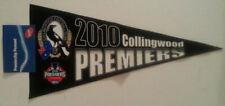 COLLINGWOOD.2010 PREMIERSHIP  PENNANT....FREE SHIPPING.