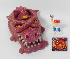 Mighty Max-Imperial Dragon & Serpiente-Monster Heads-Bluebird Toys 9