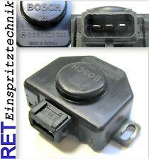 Drosselklappenschalter BOSCH 0280120300 Saab 900 9000 2,0 original