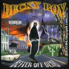New: Decky Boy: Better Off Dead Audio Cd