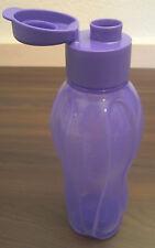 Tupperware C 139 Eco Easy 750 ml Trinkflasche Trinkverschluss Violett Lila Neu