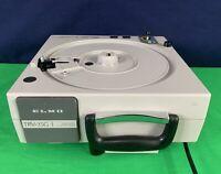 Elmo  TRV-35G Color CCD Slide Projector,  Transfer Slides to Video, Transvideo