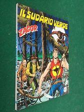 ZAGOR n.500 IL SUDARIO VERDE Zenith Gigante/449 , Sergio Bonelli (2002) Fumetto