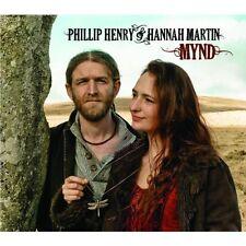 Phillip Henry and Hannah Martin - Mynd [CD]