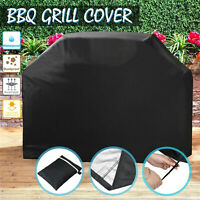 """BBQ Grill Cover Gas Barbecue Outdoor Waterproof Protection 4 Size 32"""" 58"""" 67""""75"""""""