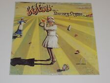 GENESIS nursery cryme Lp RECORD REISSUE SMALLMAD HATTER LABEL 1975