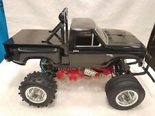 Vintage Tamiya Blackfoot with Thorp Diff, Radio, Box, paperwork, Restored, More!