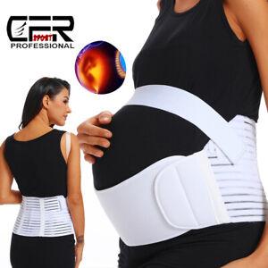 Maternity Support Belt Back Pregnancy Band Abdomen Waist Tummy Belly Band Brace