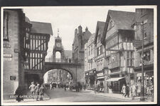 Cheshire Postcard - East Gate, Chester     RS2273