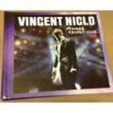 Edition limitée collector numéroté : Vincent NICLO - CD/DVD/LIVRE - NEUF.