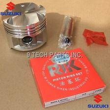 PISTON KIT WITH RINGS 12111-38201 For SUZUKI GN250 GZ250 DR250 TU250 SP250