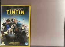 ADVENTURES OF TIN TIN THE SECRET OF THE UNICORN DVD PETER JACKSON