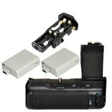 Battery Grip Pack for Canon 550D 600D 650D T2i T3i T4i +2x LP-E8 as BG-E8 Camera