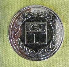 DDR Medaille - KDT - Kammer der Technik - im Etui