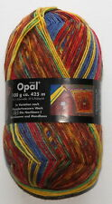 Opal Hundertwasser Farbe 2100 die Nachbarn I Socken