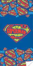 Badetuch Marvel Superman 012 70x140 cm Strandtuch